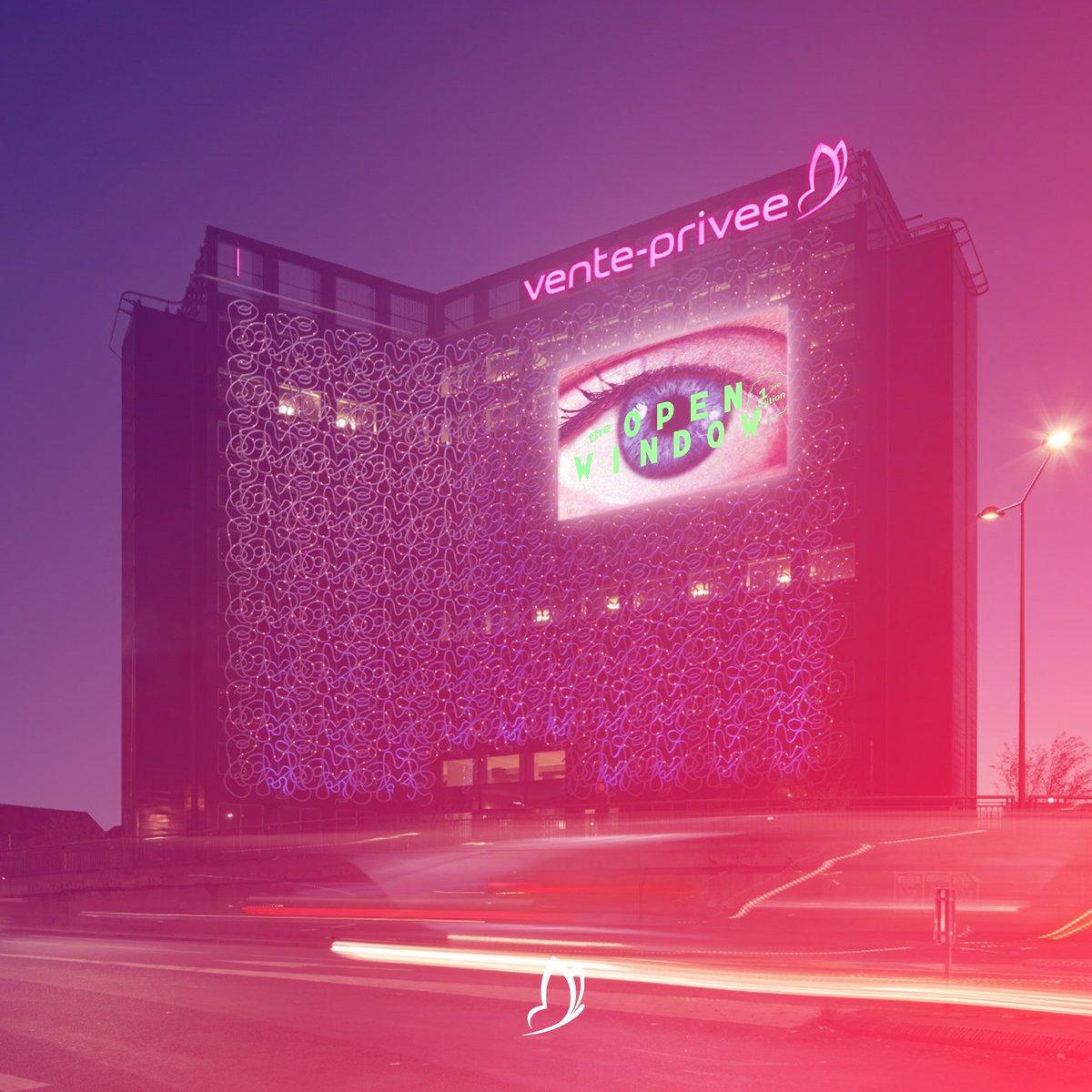 #venteprivee lance The Open Window, un appel à projets vidéo ouvert à tous ! Révélez votre talent ici &gt; https://www. theopenwindow.com / &nbsp;  <br>http://pic.twitter.com/UOdqUceIa9