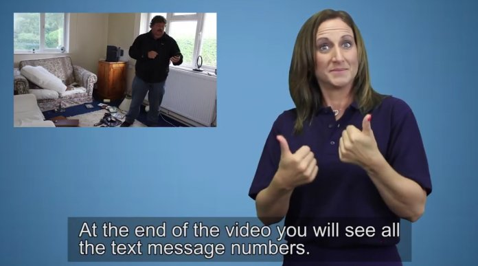 Police information film available in BSL  http://www. britishdeafnews.co.uk/new-police-inf ormation-film-bsl/ &nbsp; …  @DerbysPCC #Deaf #BSL #BritishSignLanguage #Police #Emergency #Access <br>http://pic.twitter.com/h36ygCteqq
