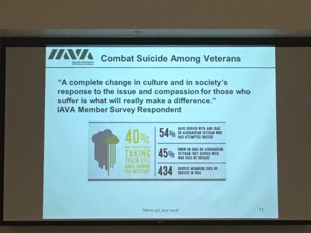 #Veterans Mental Health Research Symposium in #Houston, TX Help Combat Veteran Suicide #texvet2017 https://t.co/C5zo3R0eAa