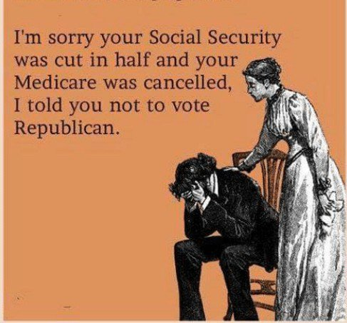 #MAGA Trump Deplorables   #SocialSecurity #Medicare #Medicare4all #ProtectOurCare #TheResistance #ImpeachTrump #Notmypresident #Scrapthecap<br>http://pic.twitter.com/z8R728yTPI