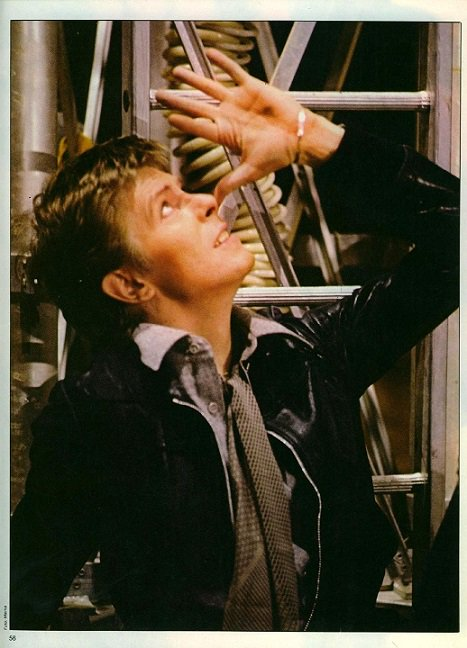 Le ciel ne nous enlévera jamais David. Nous faisons un pied de nez à la mort, comme David #Bowie worldtoujours parmi nous #DavidBowie <br>http://pic.twitter.com/2lQlMCmXQF
