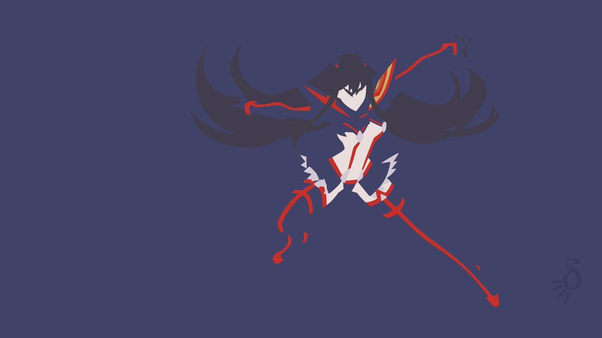 Randomboard On Twitter Wallpaper Kill La Kill Anime