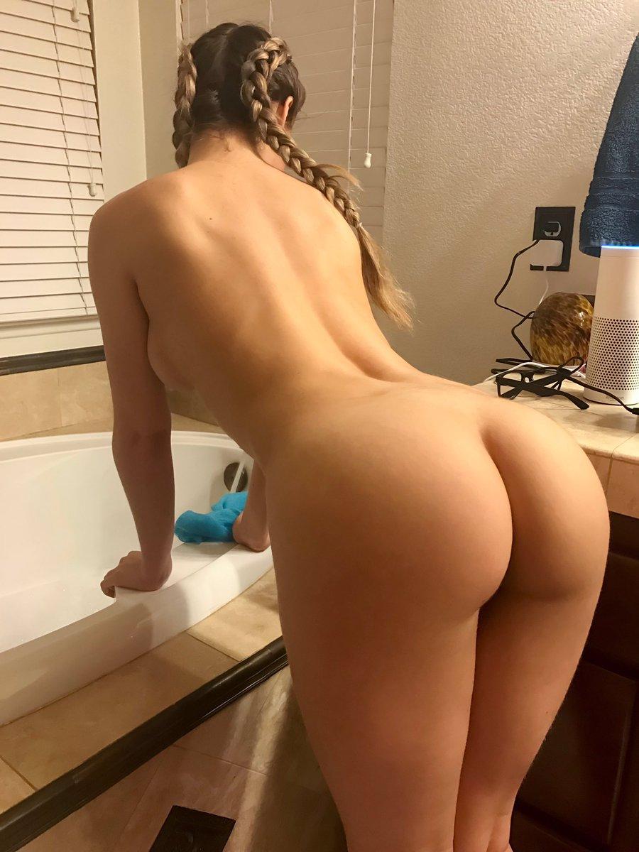 Small bubble butt nude