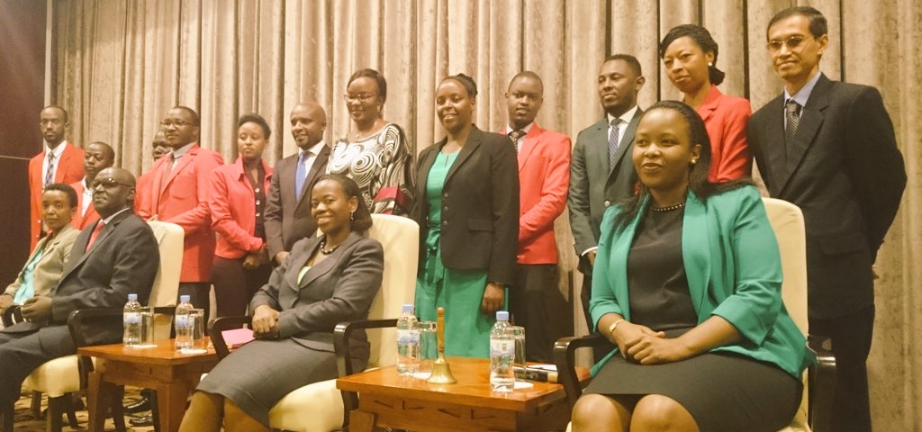 How to improve #genderequality in the financial market? #nowhappening #Rwanda w/@mnsanzabaganwa @cakamanzi #Fatou.Lo <br>http://pic.twitter.com/mV7N5rTCLW