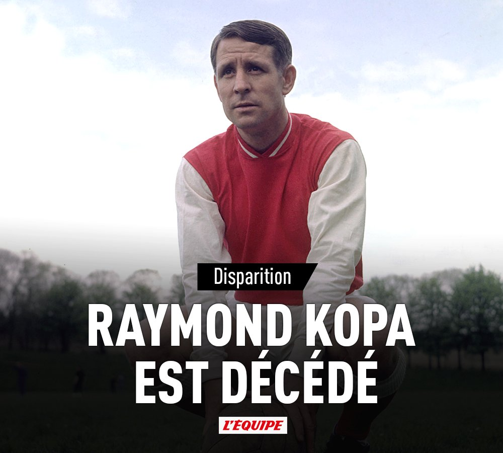 Raymond Kopa first French player to win the Ballon d s