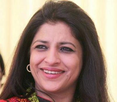Image result for shazia ilmi indian awaaz