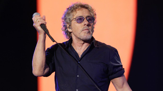 Happy birthday Roger Daltrey! (