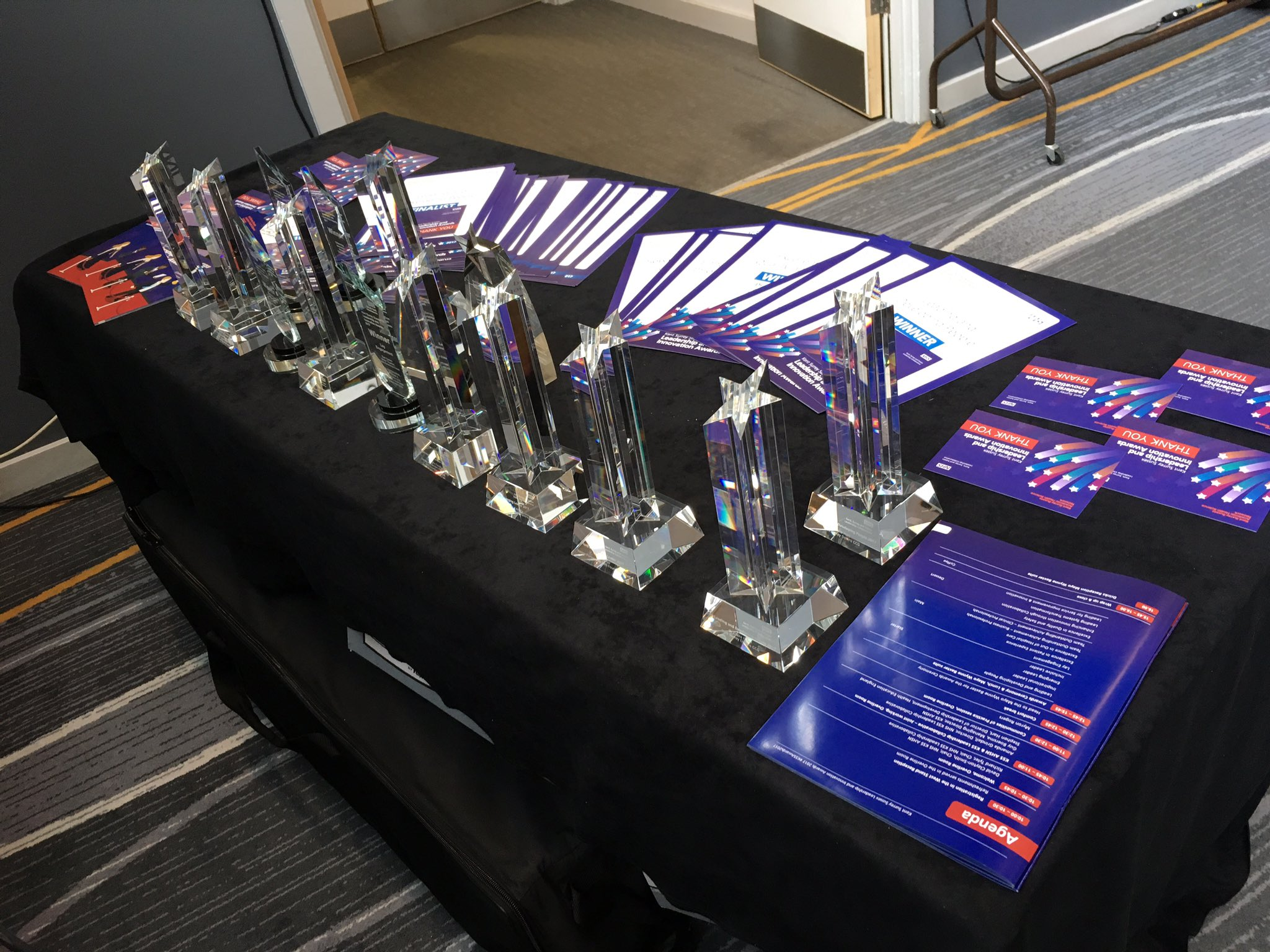 Best of luck to all our #kssawards2017 finalists today! https://t.co/QvVYRSgBxe
