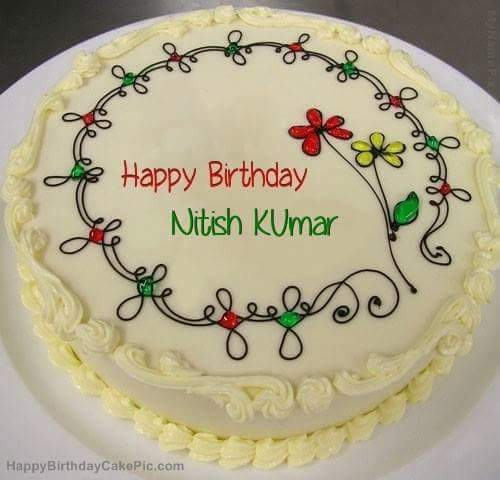 Happy birthday to you Nitish Kumar sir g