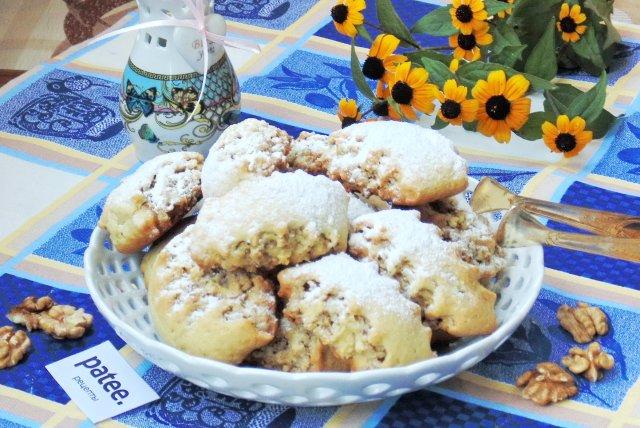 Рецепты с грецкими орехами выпечка