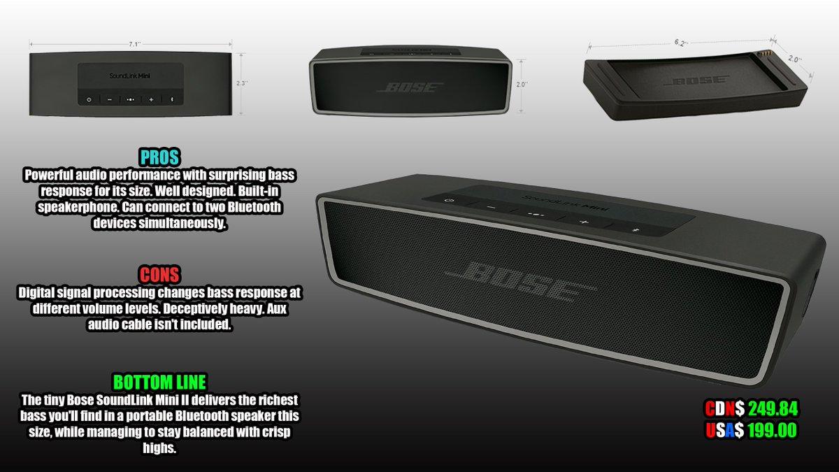Bose Mini Soundlink Hashtag On Twitter Bluetooth Speaker Ii 0 Replies 4 Retweets 1 Like