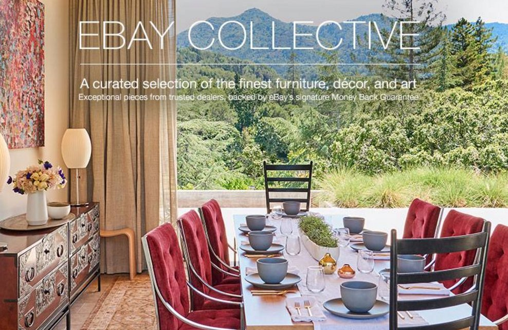Ebay On Twitter You Can Now Shop Collectibles Antiques Stunning Art Right From The Comfort Of Your Home W Ebaycollective Https T Co 0kkt0g0boz Https T Co Lrxowslsqo