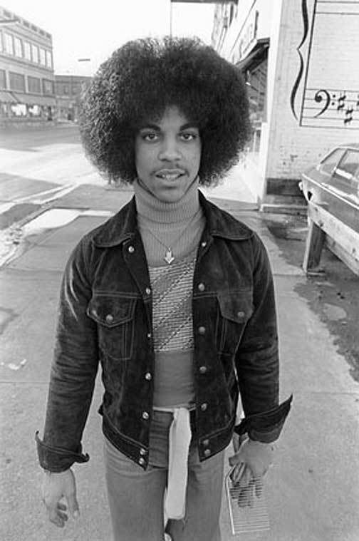 A young Prince, 1978 https://t.co/GgDgaGzJLf