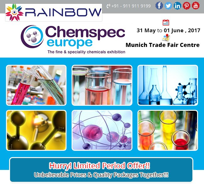 specialitychemicals hashtag on Twitter