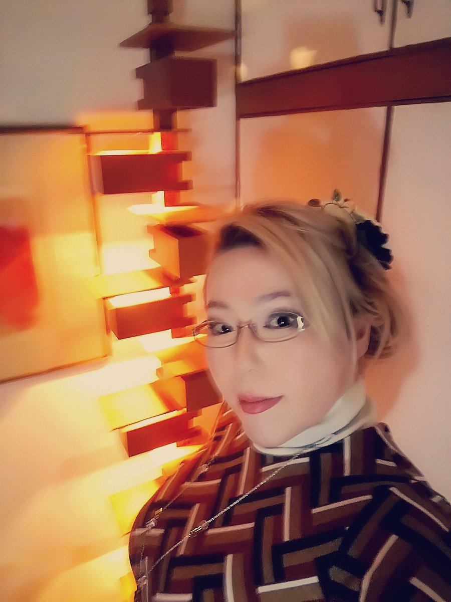 """小嶋凛 on twitter: """"かわいい感じにも出来るけれど、叔母はキツい印象"""