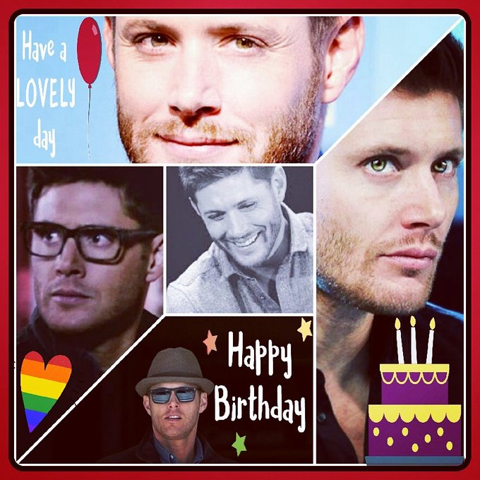 Happy Birthday Jensen Ackles. May you live a long and happy life.