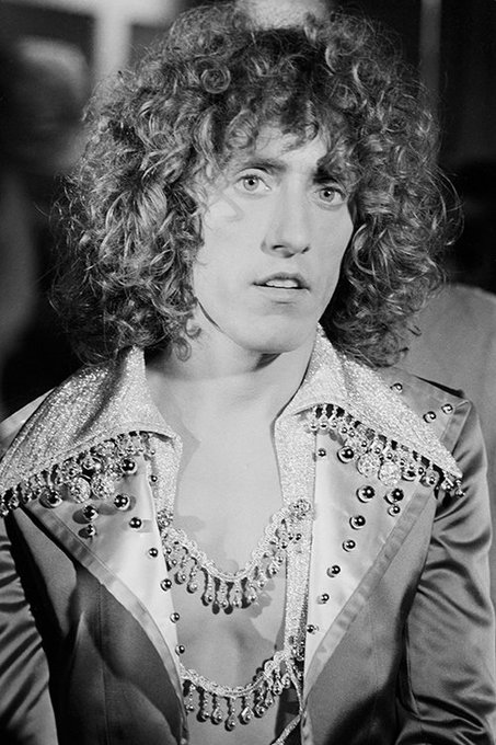Happy Birthday Roger Daltrey of - Here\s one from 1975!