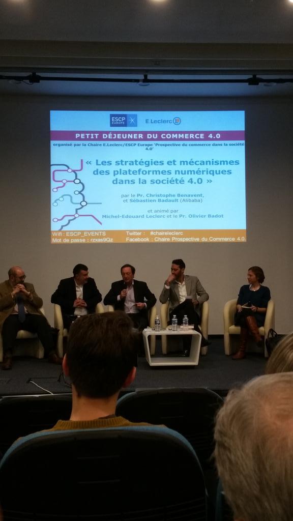 """Thumbnail for """"Les stratégies et mécanismes des plateformes numériques dans la société 4.0"""""""