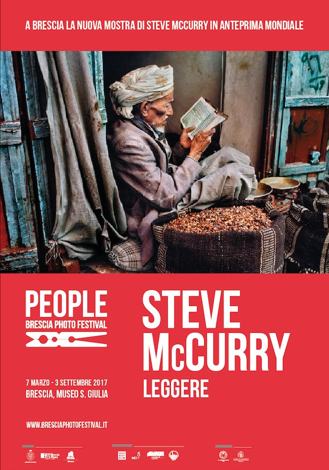 Mostra on for Mostra steve mccurry palermo