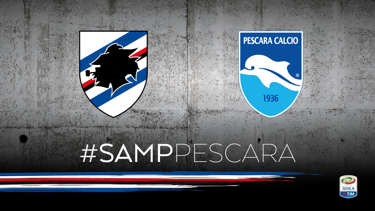 Vedere SAMPDORIA PESCARA Rojadirecta: info Diretta TV Video Streaming