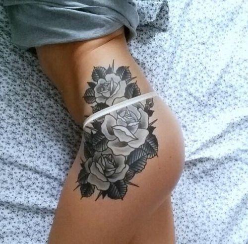 Секси татуировки для девушек