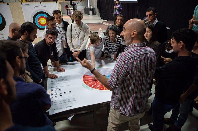 El #IdeaCamp17 pisa fuerte: hasta 50 propuestas culturales por el cambio social https://t.co/zuS8TOFHA3 https://t.co/mYU1iXjfRr
