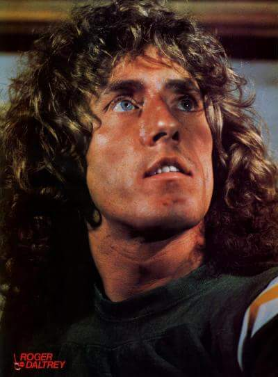Music Happy Birthday   to vocalist Roger Daltrey