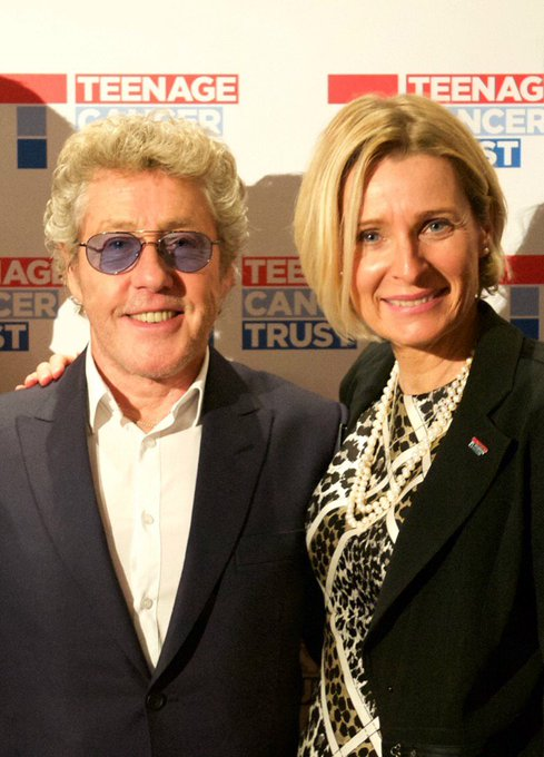 Tons of Happy Birthday wishes to our extraordinary Honorary Patron Roger Daltrey CBE