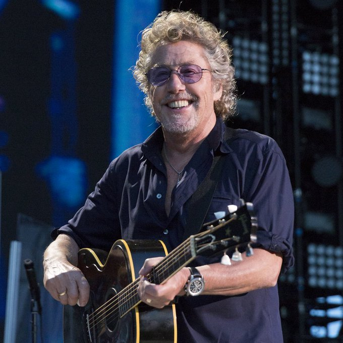 Wishing a very happy birthday to our incredible Honorary Patron Roger Daltrey CBE!
