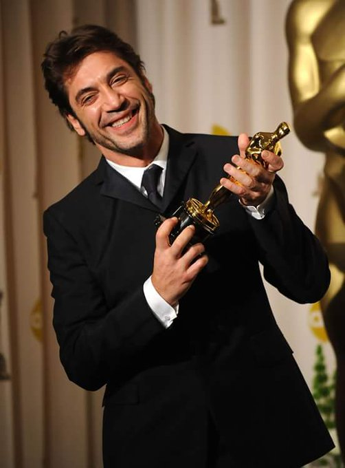 Happy 48th birthday for the handsome Spanish actor Javier Bardem