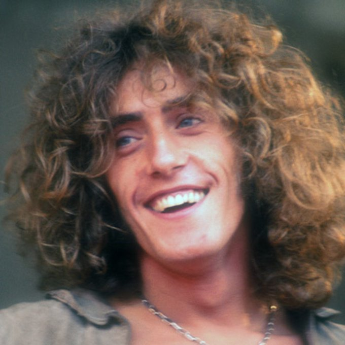 Happy Birthday to the lead singer of The Who Roger Daltrey! your favorite song by The Who?
