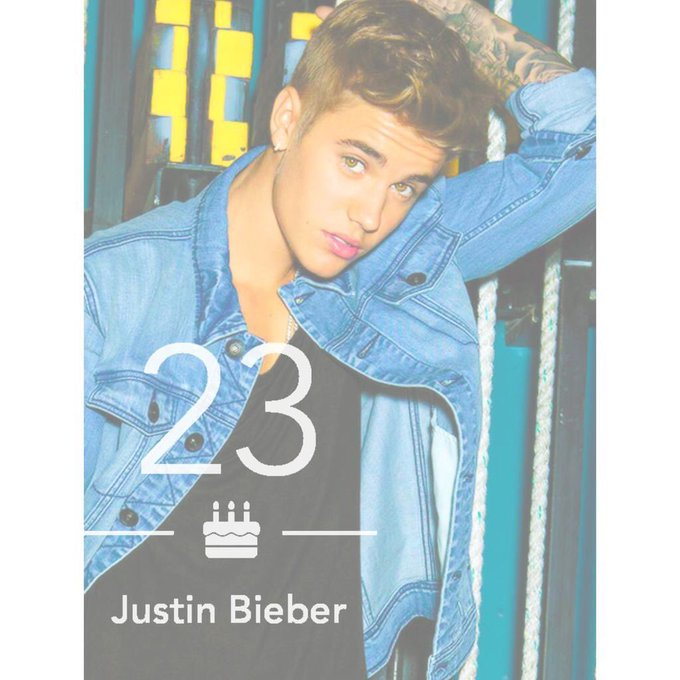 happy birthday Justin Bieber  ILY FOEVER<3