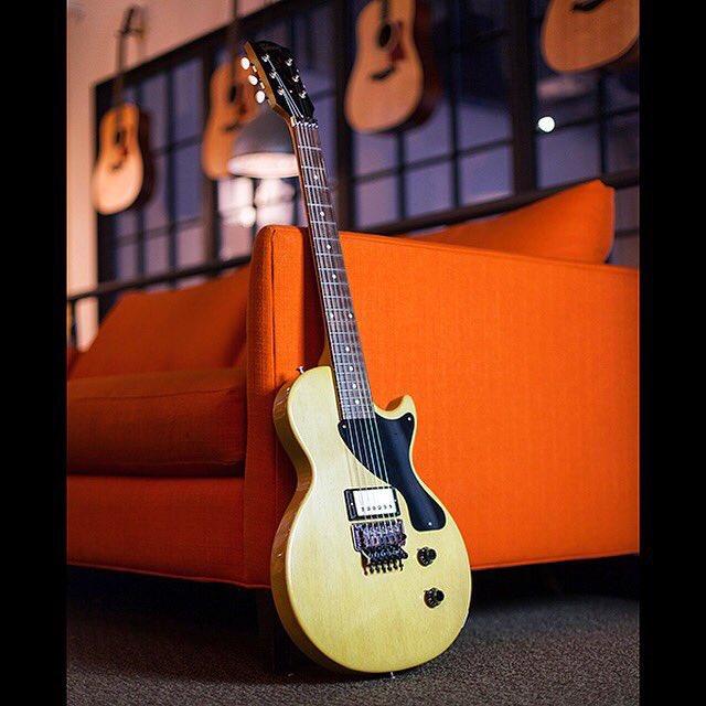 Gibson En Espanol On Twitter Gibson Custom 1957 Les Paul Junior