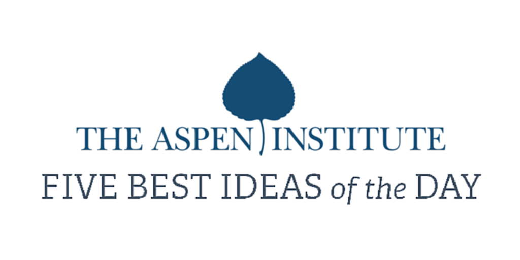 Today's 5 best ideas: https://t.co/B74kvsqS9a @PacificStand @CNN @MediaShiftOrg @NewRepublic @BBC_Capital