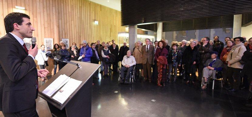 #NiortAgglo L'exposition Chamoiserie et ganterie au musée Bernard d'Agesci à #Niort officiellement inaugurée https://t.co/OOByZ7MYVI https://t.co/qbJ0MzjVQG