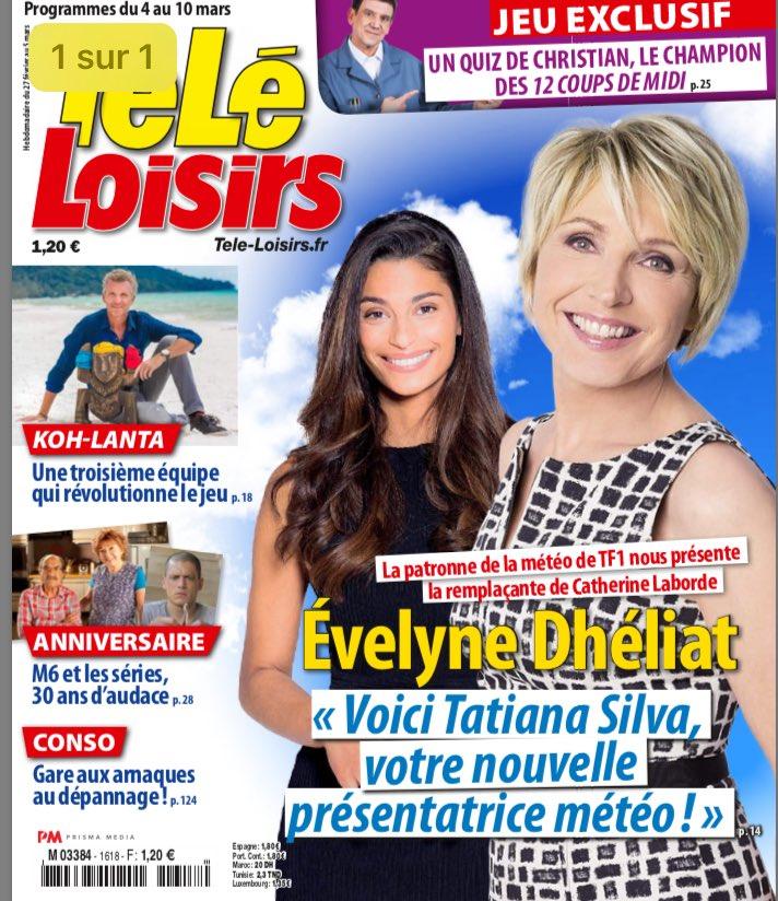 Evelynedheliat on - Nouvelle presentatrice meteo tf1 ...