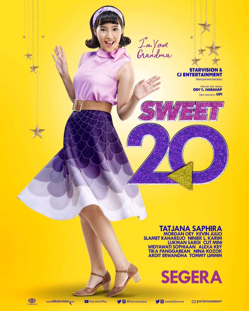 Nonton Sweet 20 Full Movie  (2017)