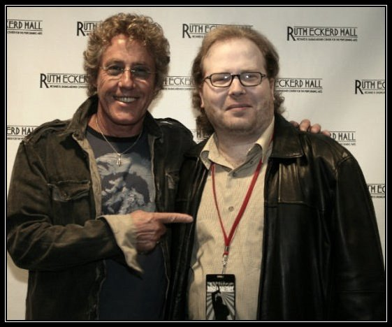 Happy Birthday, Roger Daltrey.