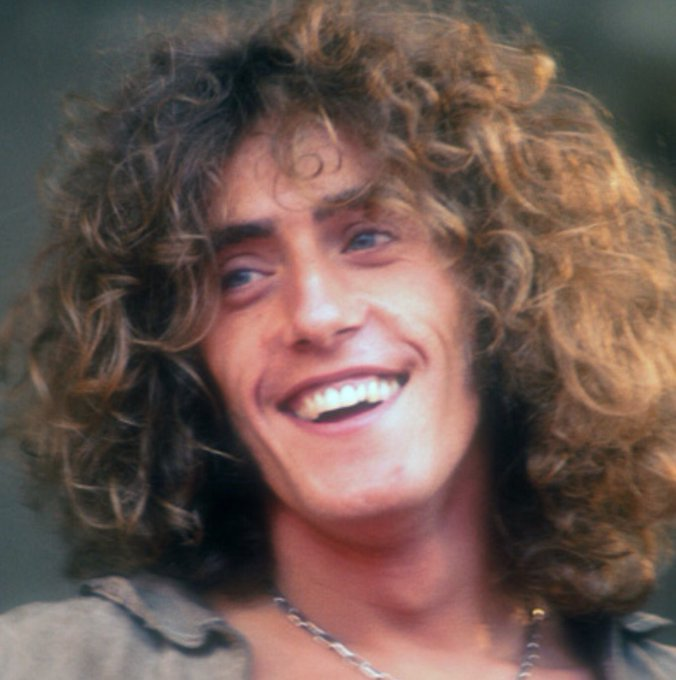 03/01/1944  Happy Birthday, Roger Daltrey