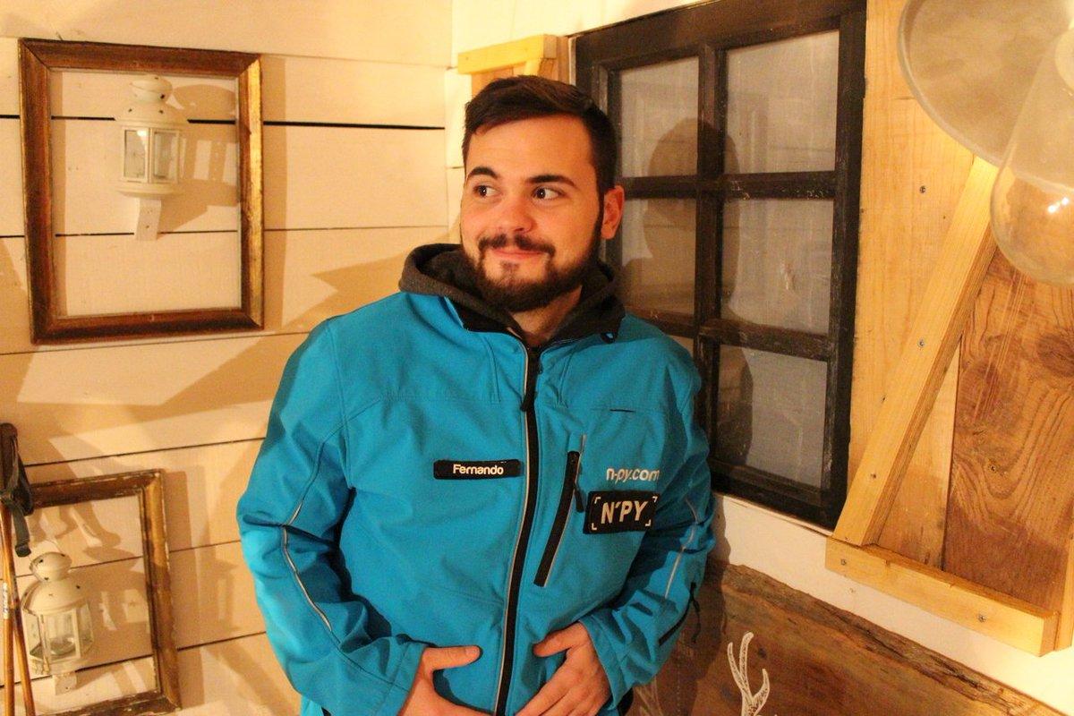Amigo y forero activo en nuestra comunidad, Fernando también pertenece al equipo de @nuevospirineos [ENTREVISTA] ➡️https://t.co/KKAn0LbpLi