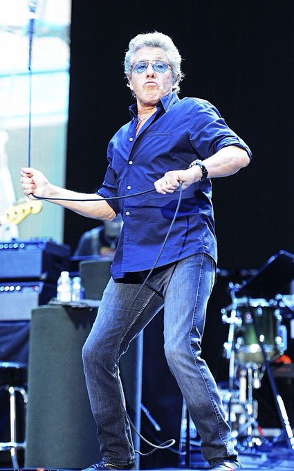 Mod father. Happy Birthday, Roger Daltrey !