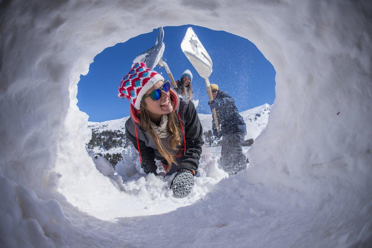 Andorra: un país de nieve para todos [REPORT]➡️https://t.co/hpKNzmIlNO