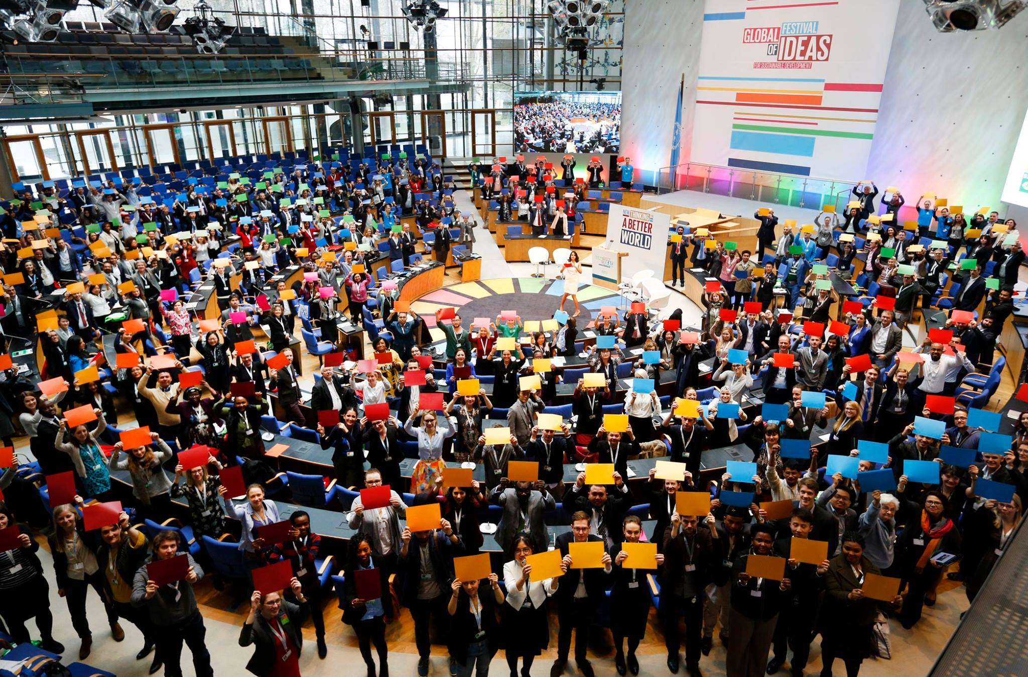 A revolution is required in the way we think about international development if we are to meet the #SDGs! It's happening now at #GFI4SD https://t.co/poqBtKZL27