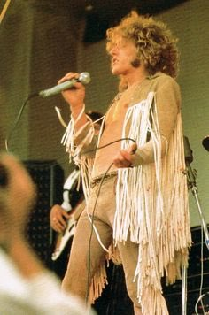 Happy birthday to Roger Daltrey. Keep on rocking