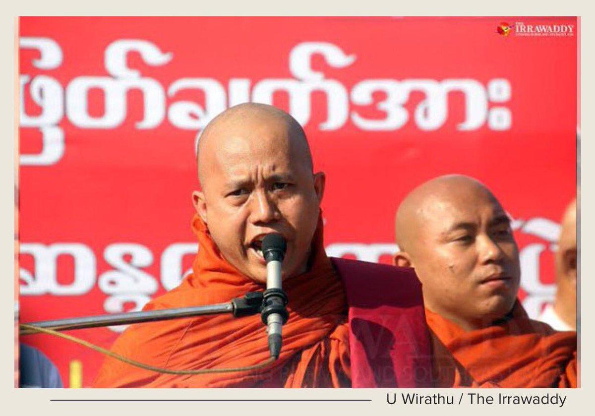 Hasil gambar untuk Wirathu