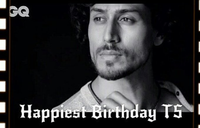 Happy Birthday Tiger Shroff