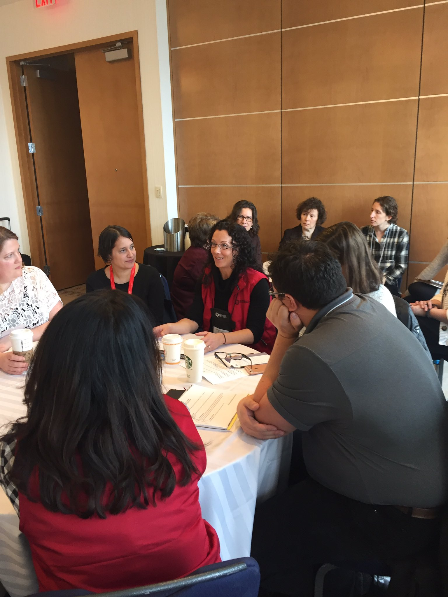 @jac4ENG engaged in rich conversation on how to be an ally. #QF17 https://t.co/PTq7z3dGmH