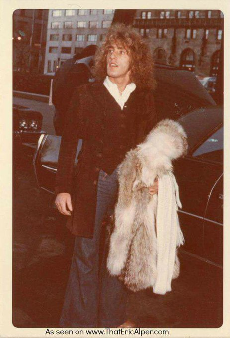 Happy Birthday, Roger Daltrey! You Rock.
