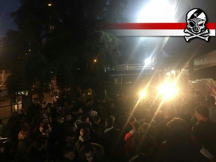 Болельщики Райо Вальекано устроили акцию протеста против перехода Зозули - изображение 1