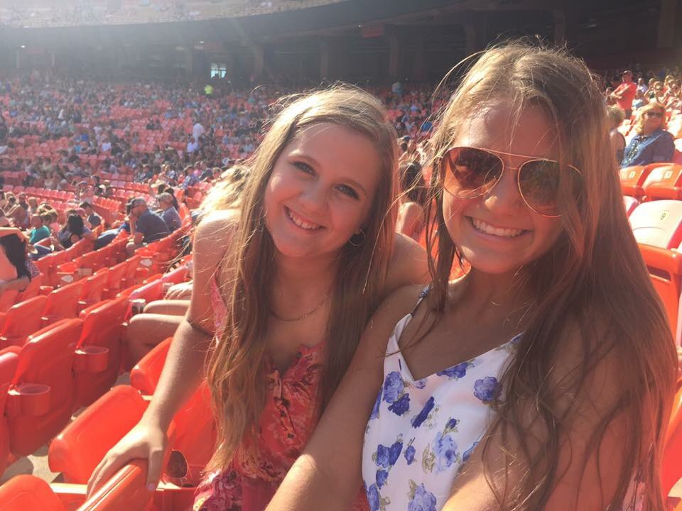 Happy birthday dem love you so much gf hope your day is full of pugs and kenny chesney!!!!